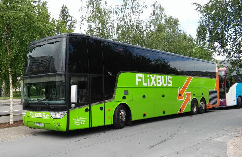 Pulman Flixbus